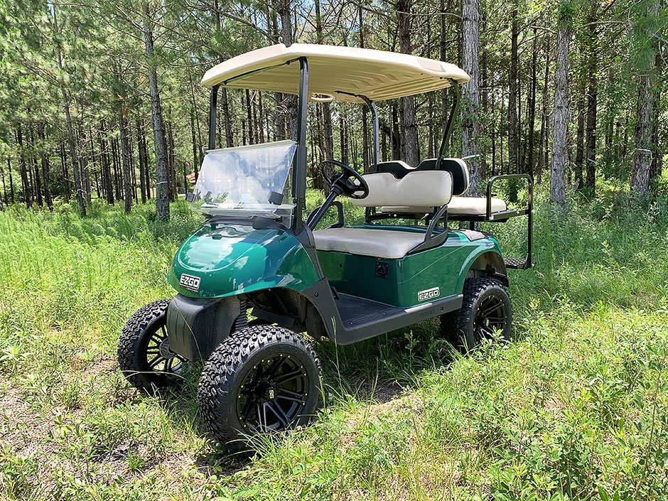 48Volt EZGO RXV Golf Cart