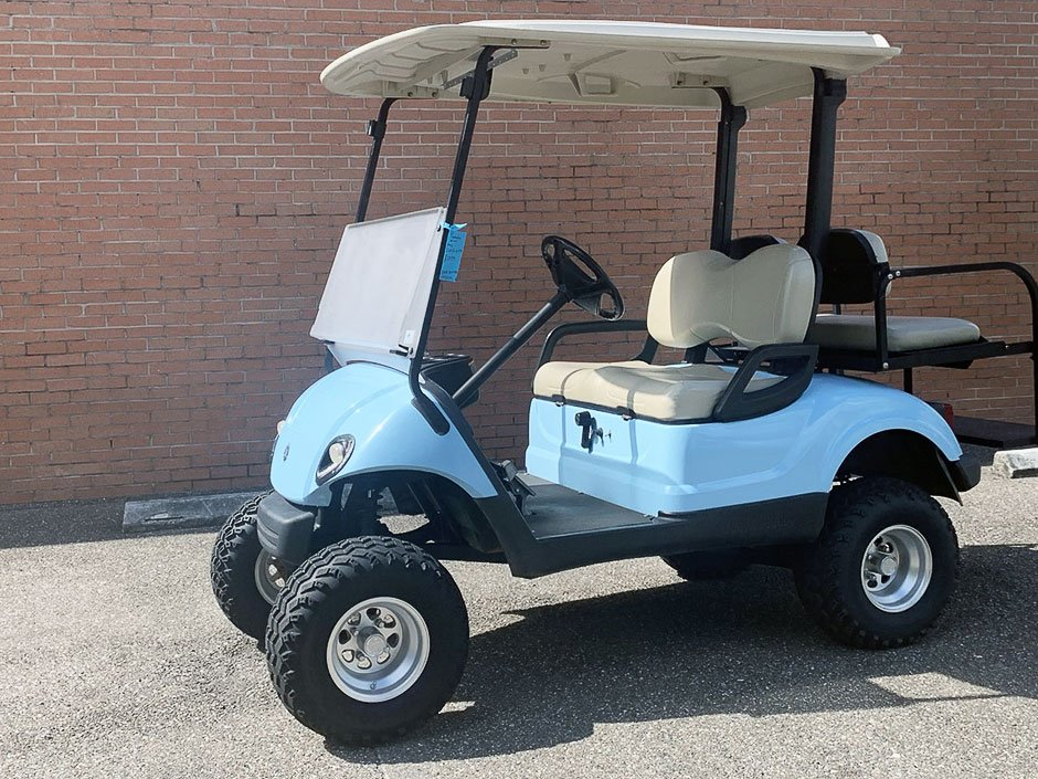 Budget Golf Carts Yulee Florida Yamaha Drive Gas Golf Cart