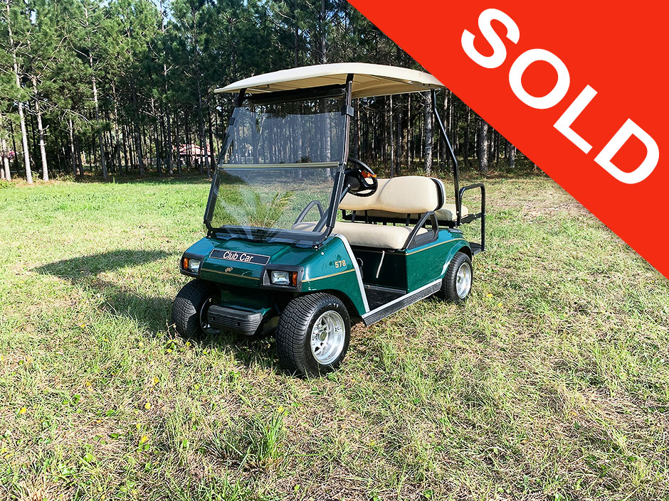 Club Car DS SOLD