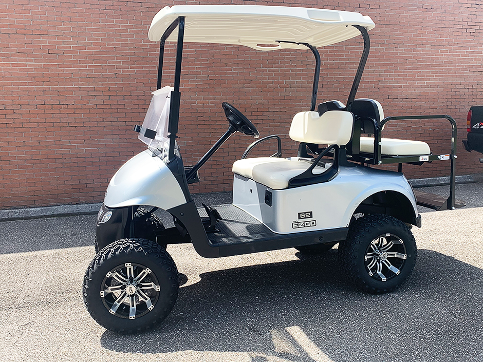 EZGO RXV Electric Golf Cart