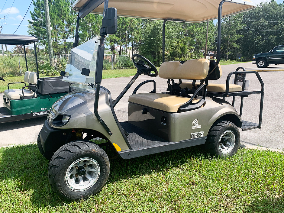 EZGO TXT GAS Golf Cart
