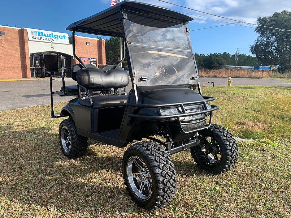Budget Golf Carts Gas EZGO TXT