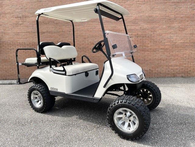 EZGO TXT 48 Volt Electric Golf Cart