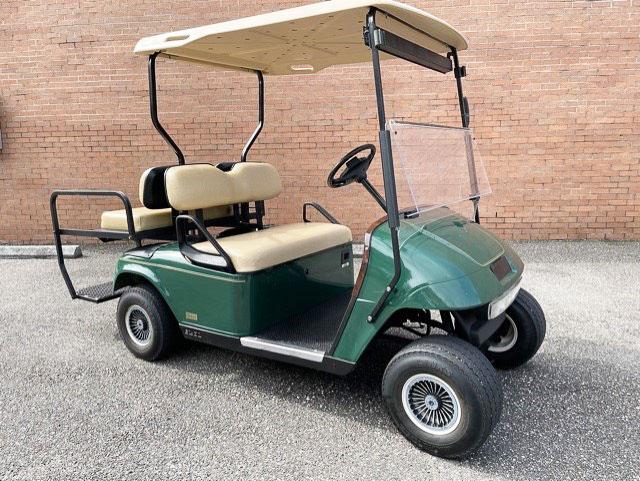 EZGO TXT Electric Golf Cart