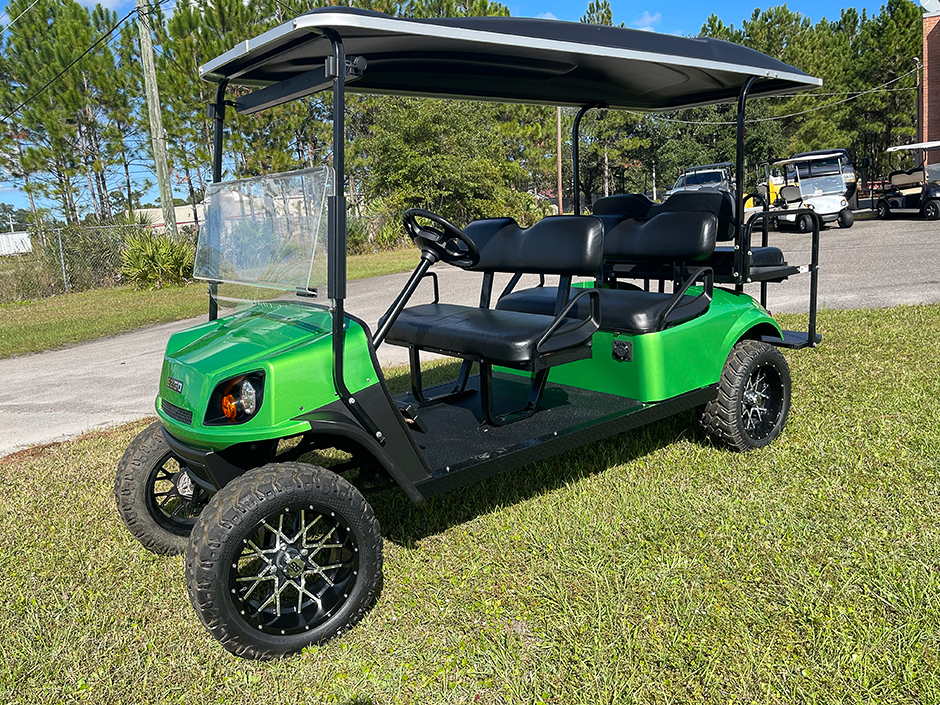 EZGO ExpressL6 48 Volt Electric Golf Cart
